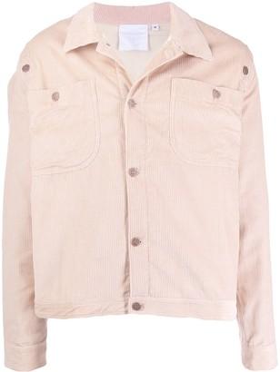 Telfar loose-fit corduroy jacket