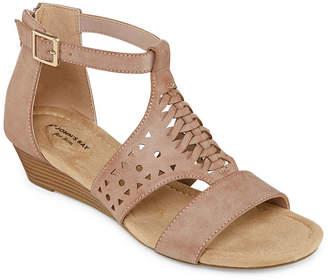 1c18cf0b8ffc ST. JOHN S BAY Womens Noreen Wedge Sandals