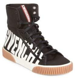 Givenchy Cotton Boxing Sneakers