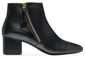 Cole Haan Saylor Grand Leather Booties