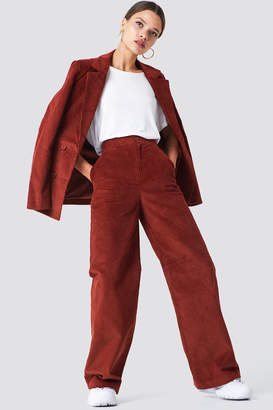 Na Kd Classic Corduroy Suit Pants