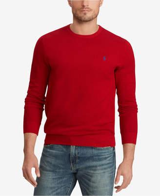 Polo Ralph Lauren Men's Cotton Sweater