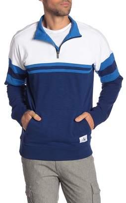 Calvin Klein Jeans Rugby Quarter Zip Shirt