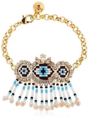 Shourouk Mambo Eye Bracelet