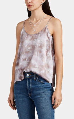 ATM Anthony Thomas Melillo Women's Tie-Dyed Silk Satin Cami - Pink
