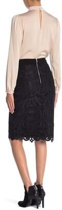 Gracia Lace Midi Skirt