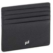 Porsche Design Men's French Classic 3.0 Leather Cardholder - Black