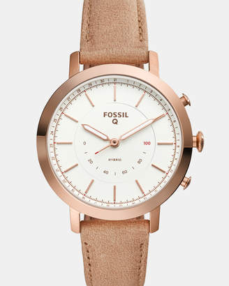 Fossil Hybrid Smartwatch Q Neely Sand