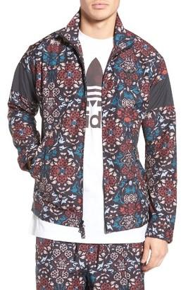 Men's Adidas Originals Ob Aop Track Jacket $100 thestylecure.com