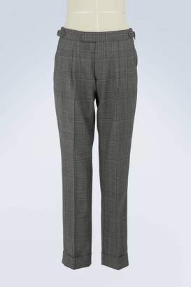 Officine Generale June striped wool pants
