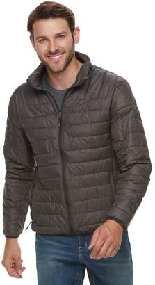 Hemisphere Men's Packable Lightweight Synthetic Fill Jacket