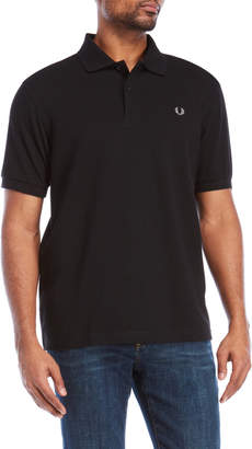 Fred Perry Logo Embroidered Polo