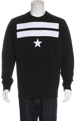Givenchy Star & Stripes Sweatshirt