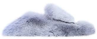 Sergio Rossi 10mm Sr1 Lapin Fur Loafers