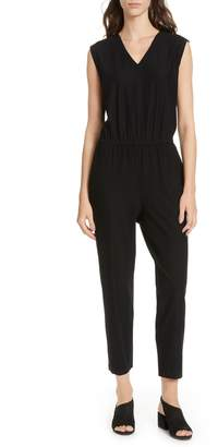 Eileen Fisher Ankle Jumpsuit