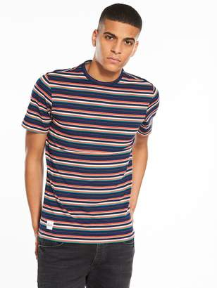 NATIVE YOUTH Mungo Stripe Tshirt