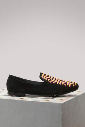 Kenzo Leather Loafer