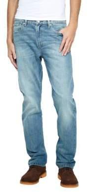 Levi's 513 Slim Straight-Leg Jeans