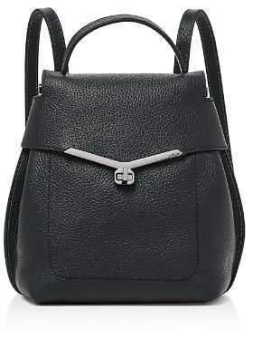 Botkier Valentina Mini Wrap Leather Backpack