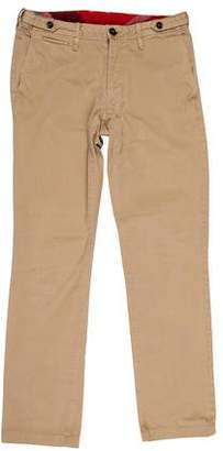 Burberry Twill Skinny Pants