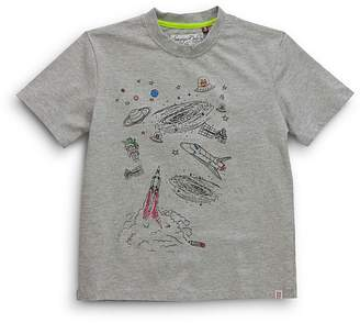 Sovereign Code Boys' Space Camp Tee - Little Kid, Big Kid