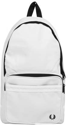 Fred Perry Twin Tipped Backpack White