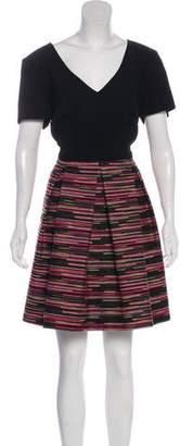 Trina Turk Short Sleeve Mini Dress w/ Tags