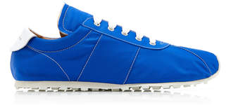 Marni Low-Top Techno-Jersey Sneakers