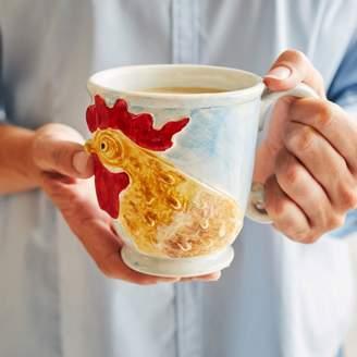 Sur La Table Jacques Pepin Collection Figural Chicken Mug
