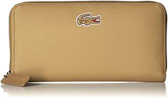 Lacoste Women's L.12.12 Concept Large Zip Wallet