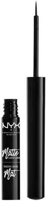 Nyx Cosmetics Matte Liquid Liner $6.99 thestylecure.com