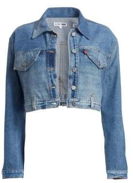 RE/DONE Levi's Reconstructed Jean Jacket