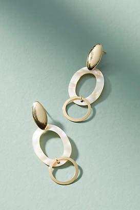Marida Evolving Shell Drop Earrings