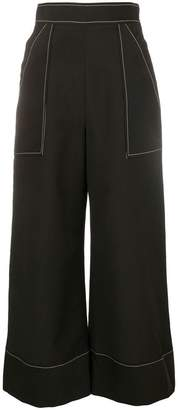 Temperley London palazzo trousers
