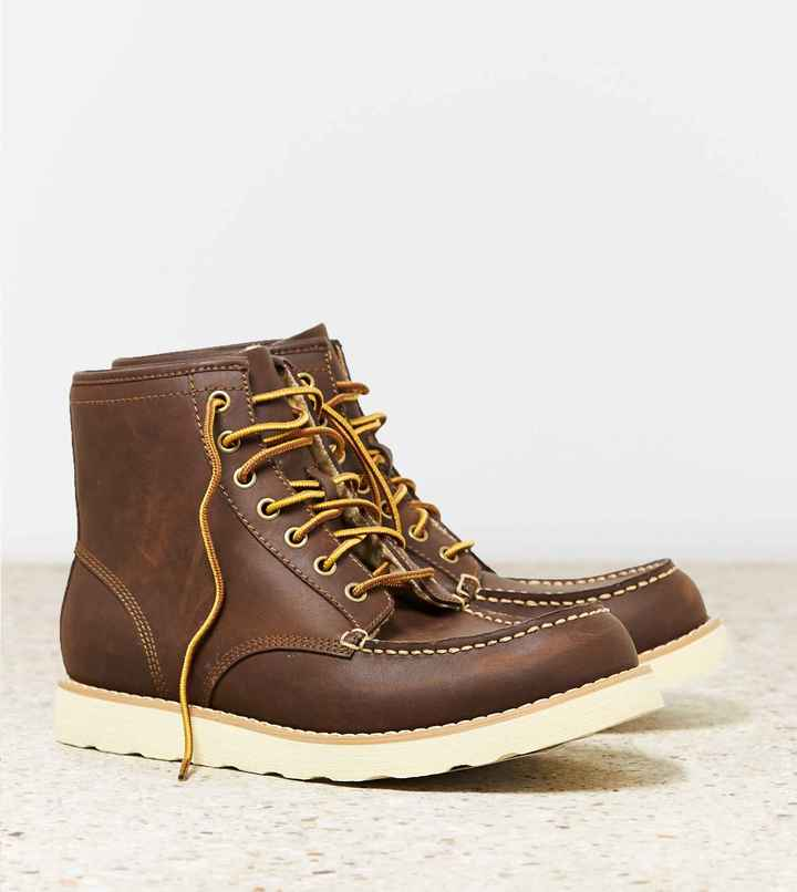 American Eagle AEO Sherpa Lined Boot