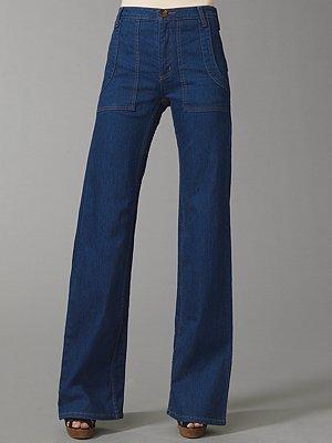 Grey Ant High-Waist Carpenter Jeans