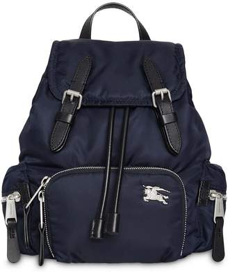 Burberry The Small Crossbody Rucksack in Puffer Nylon
