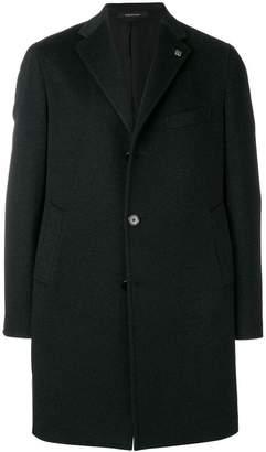 Tagliatore oversized single-breasted coat