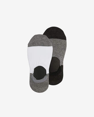 Express 2 Pack Loafer Socks