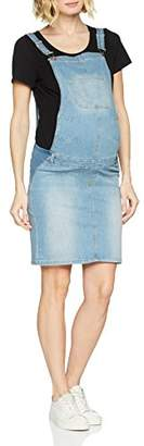 Esprit Women's Denim Dungaree Skirt