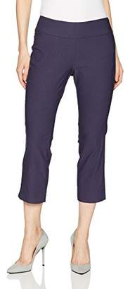 Nic+Zoe Women's Petite Crop Wonderstretch Pant