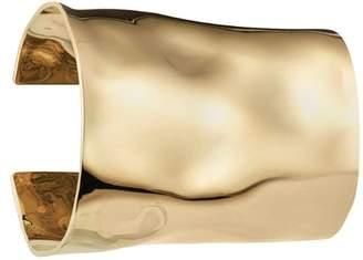 Proenza Schouler Large Hammered Cuff