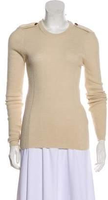 Isabel Marant Knit Long Sleeve Sweatshirt