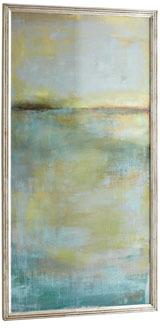 "John-Richard Collection Abstract Wash Center"" Print"