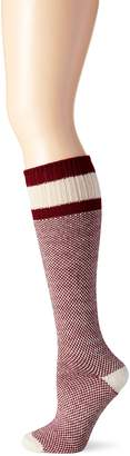 Wigwam Women's R Whippersnapper Classic Fashion and Function Boot Sock