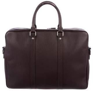 Louis Vuitton 2016 Taïga Porte-Documents Business Briefcase