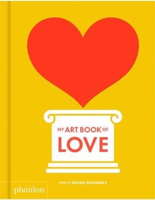 Phaidon PRESS 'My Art Book of Love' Book