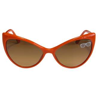 Tom Ford Orange Plastic Sunglasses