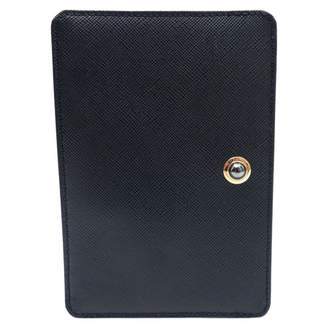 Chaumet Blue Leather Purses, wallets & cases
