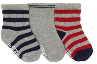 Infant Boys' Daily Dave Baby Socks (9 Pairs).